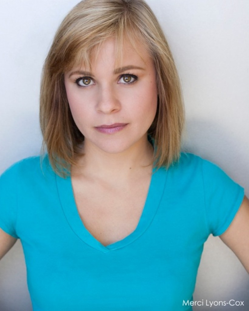 Merci Lyons-Cox plays the female lead in SMOKE.
