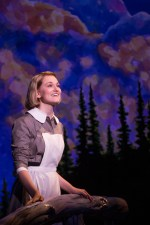 THE SOUND OF MUSIC (National Tour at the Academy of Music): Politics gets its song