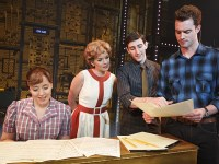 BEAUTIFUL: THE CAROLE KING MUSICAL (National Tour, Academy of Music): A finely woven tapestry