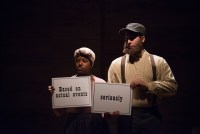 "UNDERGROUND RAILROAD GAME (FringeArts/ Lightning Rod Special): The safe word is ""Sojourner"""