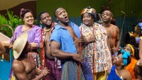 JAMAICA (New Freedom):  A great big musical full of vibrant colors, delectable lyrics, high spirits, and island vibes