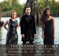 BODAS DE SANGRE (The Duende Cycle): 2016 Fringe review 61