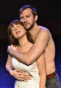 THE BRIDGES OF MADISON COUNTY (Media Theatre): Atmospherically moody production