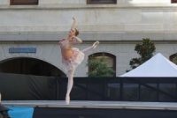 Pennsylvania Ballet II performs at Culture in the Courtyard