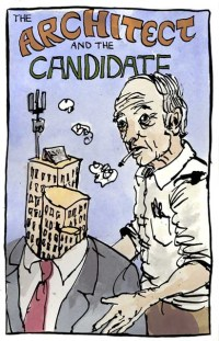 The Architect and the Candidate: An election comic