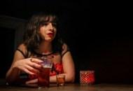 Alee Spadoni as Charlotte in Curio Theatre Company's ANTAGONYMS. Photo by Rebecca Gudelunas