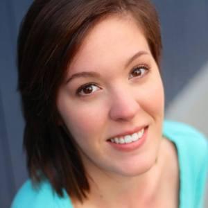 Megan Farley headshot. Photo by Kim Carson.