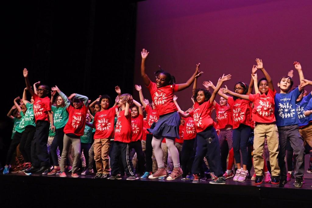 BalletX's Dance eXchange. Photo credit: Bill Herbert.