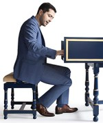 Mahan Esfahani in recital at the McCarter Theatre Center