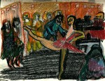 Dance in Sketch: LES BALLETS TROCKADERO DE MONTE CARLO (Prince Theater)