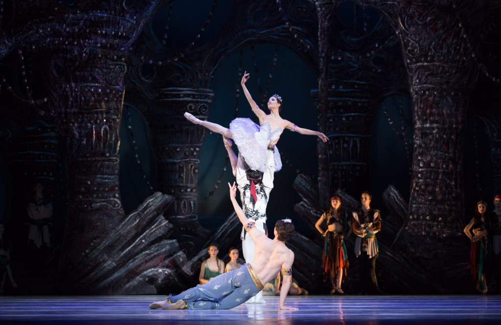 le corsaire pennsylvania ballet review