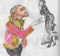 Theater in Sketch: ANNA (EgoPo)