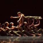 Jessica Lang Dance perform Thousand Yard Stare. Photo by Todd Rosenberg