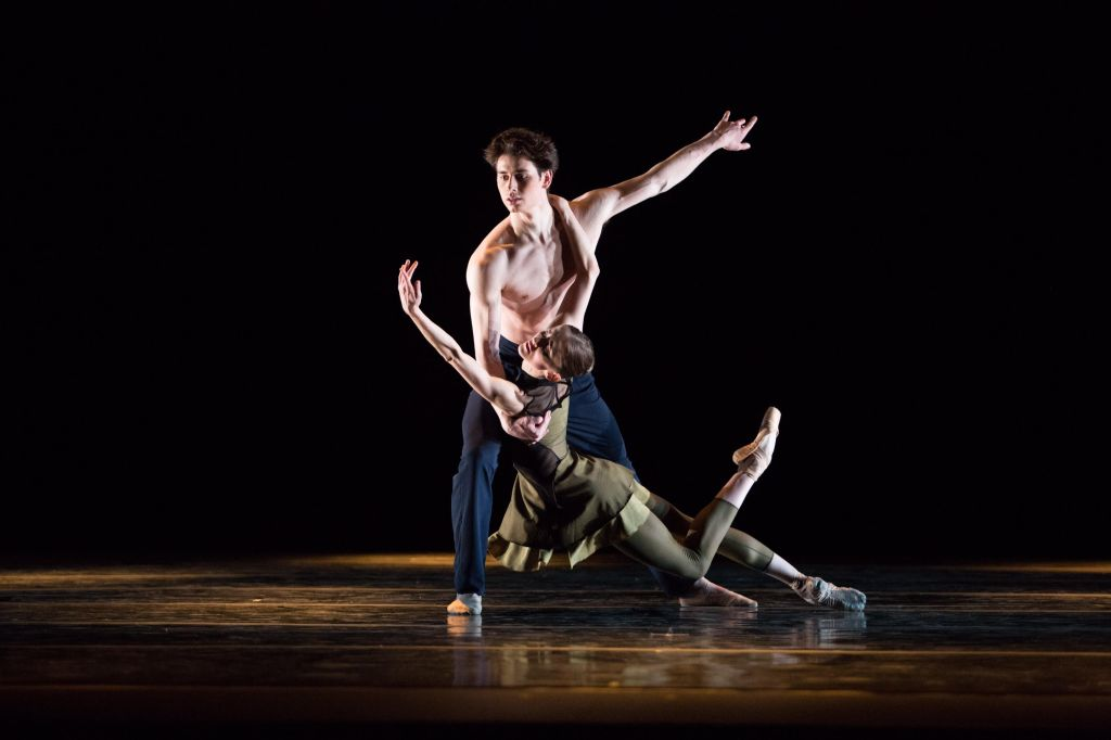 Pennsylvania Ballet Romance review