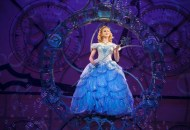 Ginna Claire Mason as Glinda in WICKED. Photo by Joan Marcus.