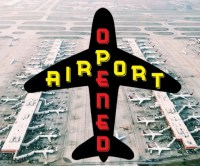 AIRPORT OPENED (Brian Shapiro): 2018 Fringe review