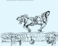 Fringe in Sketch: PLUNGE (Brian Sanders' JUNK)