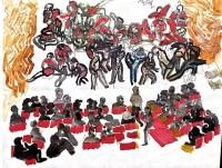 Dance in Sketch: 10000 GESTURES (Boris Charmatz)