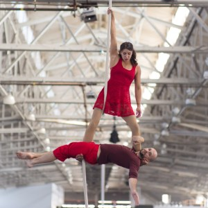 Acrobatic Conundrum - Xochitl Sosa and Terry Crane (1)