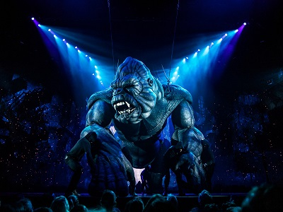 KING KONG review Broadway