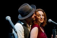 BONNIE AND CLYDE (11th Hour Theatre Company): Crime spree sung right off the page!