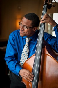 Xavier Foley makes the double bass sing at PCMS