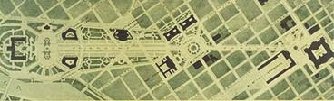 "_Jacques Greber's 1917 plan for the ""Fairmount Parkway"""