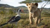 THE LION KING (dir. Jon Favreau): Beautiful and utterly pointless