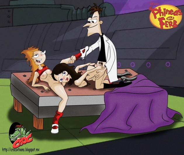 Phineas And Ferb Porn