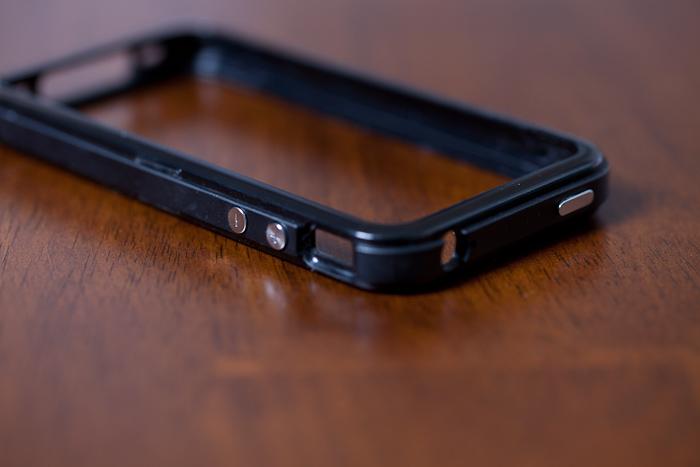 GorillaMobile iPhone Bumper Case