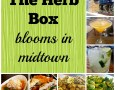 The Herb Box Blooms in Midtown