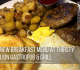 New Breakfast Menu at Thirsty Lion