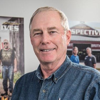 Jim Walsh PAS, CCA