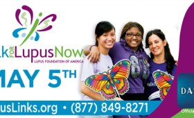 Walk for Lupus Now