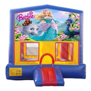 Barbie-bouncy-rental