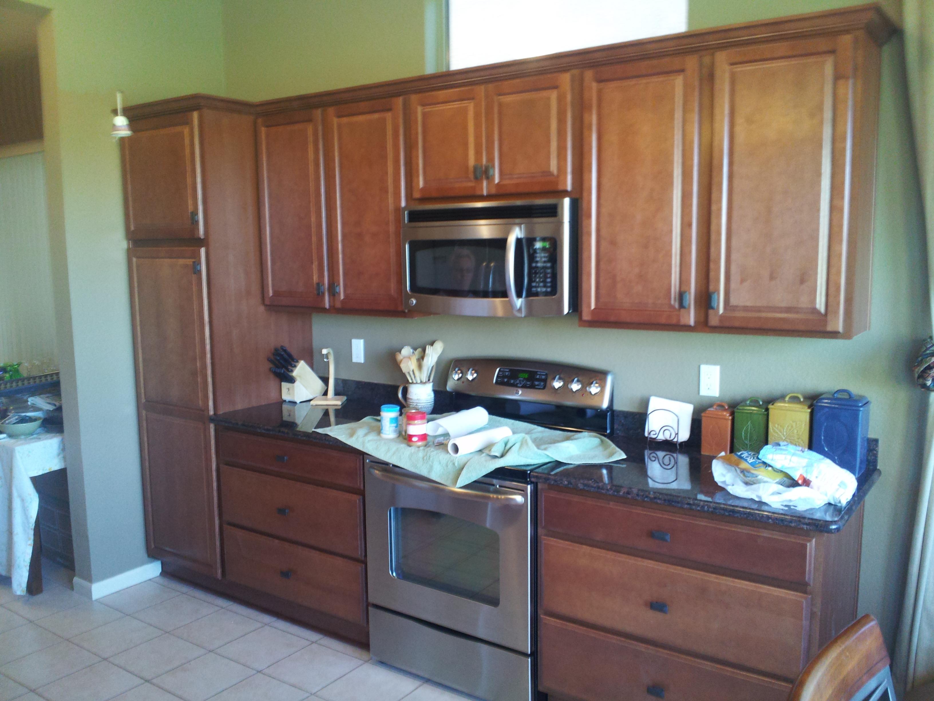 cabinets kitchen remodeling phoenix az Remodeled kitchen Phoenix