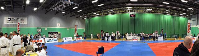 ERFOLGREICHE BRITISH OPEN für Deutsche G-Judoka  GOLD…GOLD…GOLD