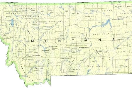 map of montana by phonebook of montana.com