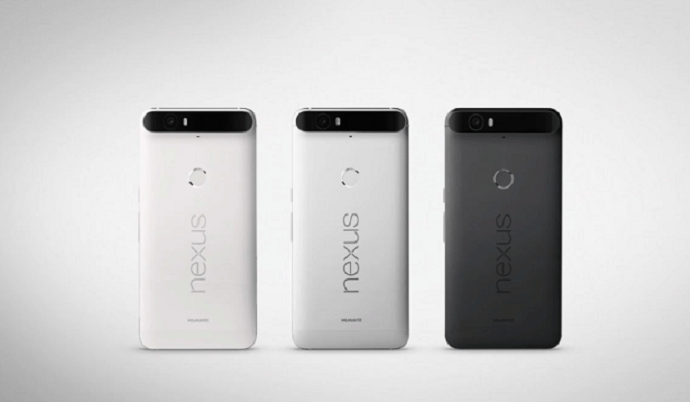 Nexus 6P - Three Colors