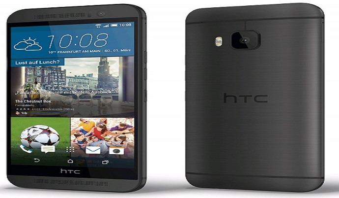 HTC One E9 smartphone