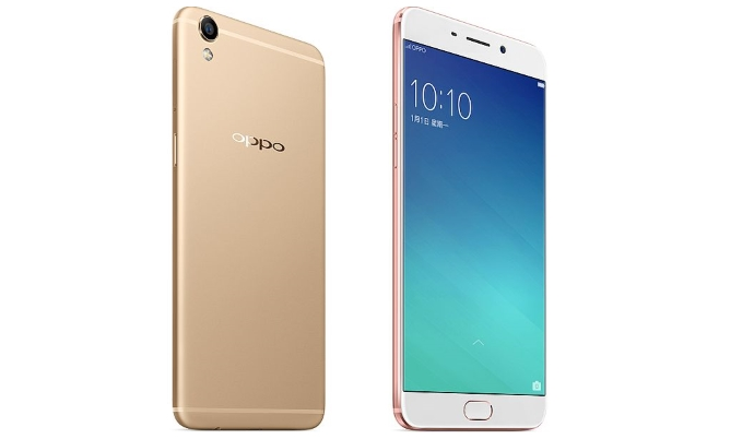 OPPO F1 Plus With16MP Front Camera, 4GB RAM Launched At Rs. 26990