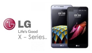 LG X Power & X Style Smartphones with HD Display & 16GB Storage Launched