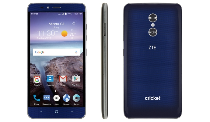 you zte grand s2 display Baker