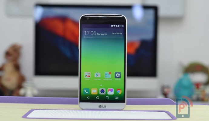 LG G5 - Featured Image