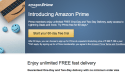 Amazon India launches Prime Services at 499 a year, Free for first 60 days