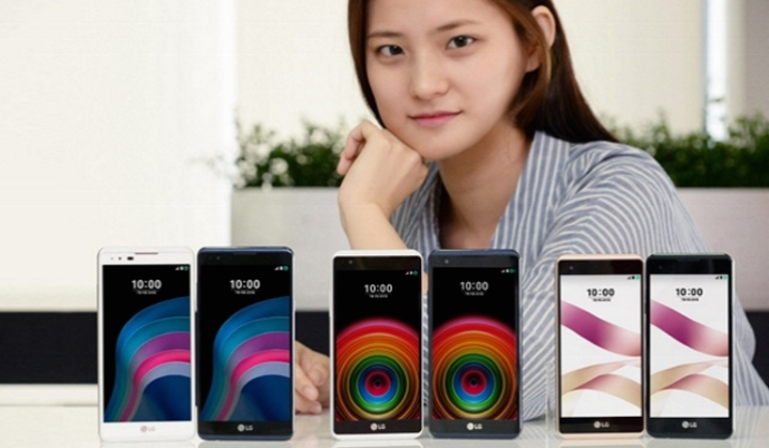 LG X5, X Power And X Style Announced
