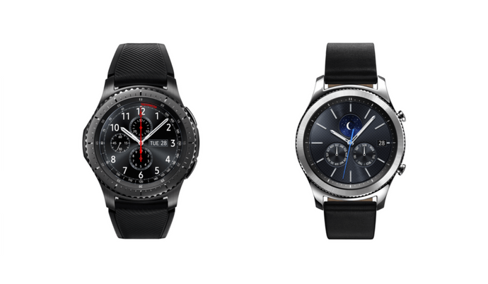 Samsugn Gear S3 Watch