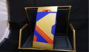 Turing Phone finally starts shipping, 24K Gold shipment received in Taiwan