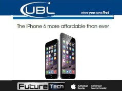 UBL Offers iPhone 6 & iPhone 6 Plus on Easy Installments