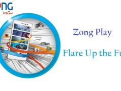 "Zong Introduces ""Zong Play Portal"" for Mobile Games"